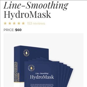 City line-smoothing Hydro Mask 5 pack